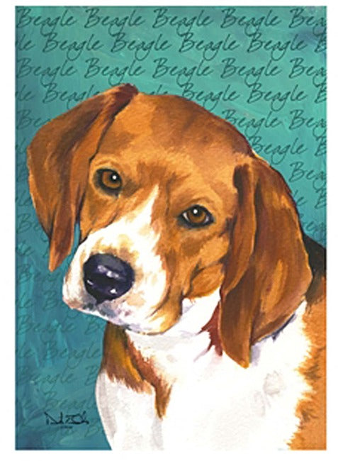 Beagle House Flag, #645668