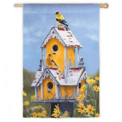 House Hunting Garden Flag,  #141397