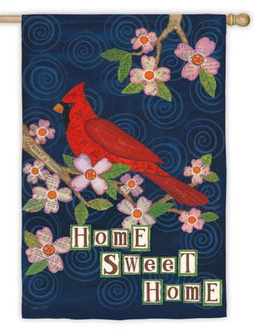 Home Sweet Home House Flag,  # 13S2336