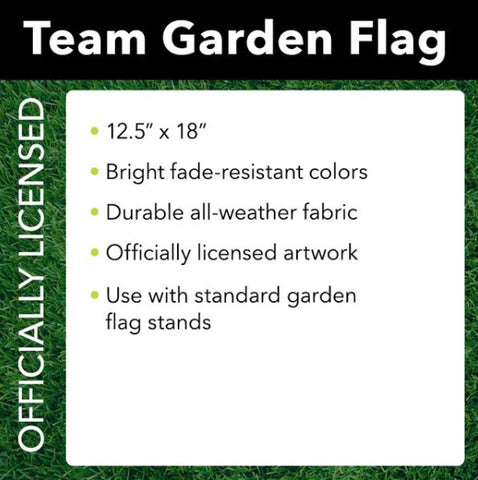 Indianapolis Colts Garden Flag 12.5