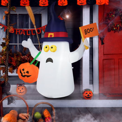 Inflatable Ghost Airblown Halloween Decor
