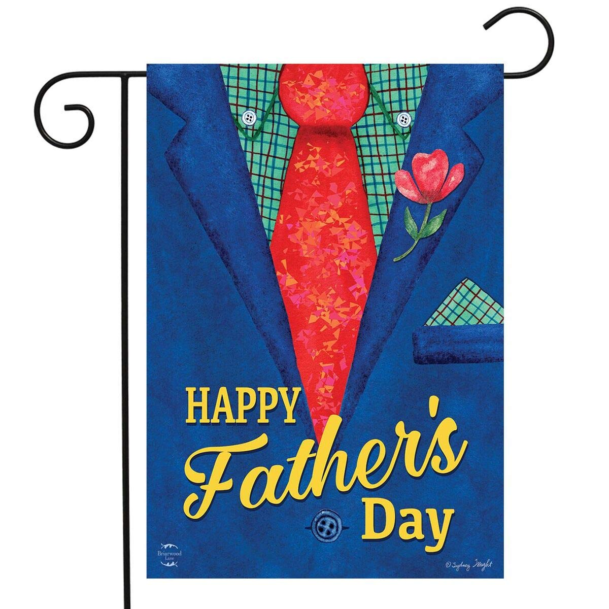 Father's Day Garden Flag, #G00817