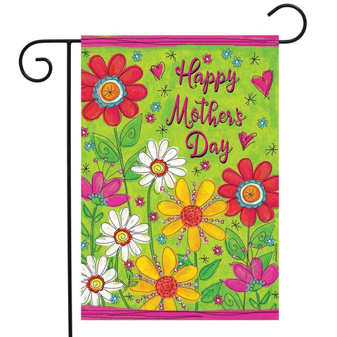 Mother's Day Garden Flag, #G00759