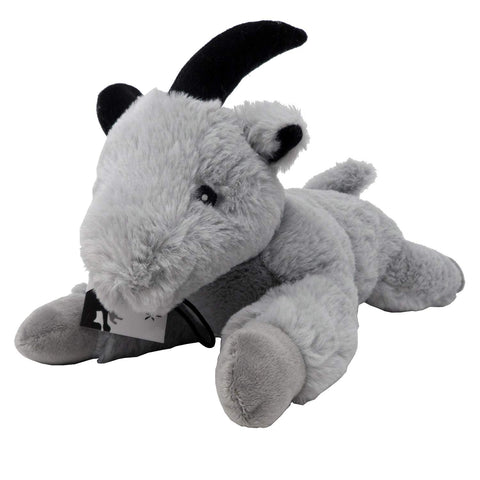 Ram Plush & Squeaker Dog Toy