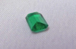 Loose Fine Green Natural Colombian Emerald Best Color