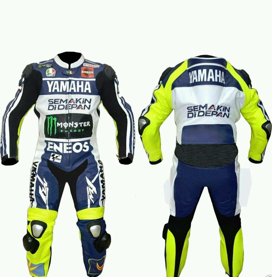 b38073e473d Yamaha Motorcycle Leather Racing Suit | SPEEDYSTAR – speedystar