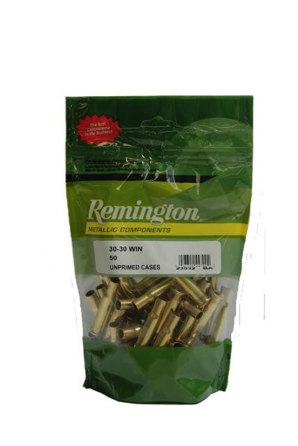 REMINGTON .30-30 WIN U/P CASES (BAG 50)