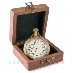 POCKET WATCH TITANIC SHIP