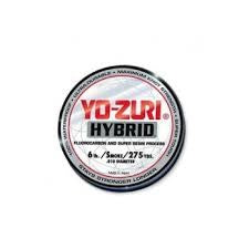YO-ZURI HYBRID PATENTED FLUROCARBON / NYLON 275YD