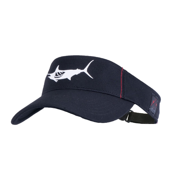 STONEY CREEK BLUE MARLIN FLYBRIDGE VISOR - BLACK
