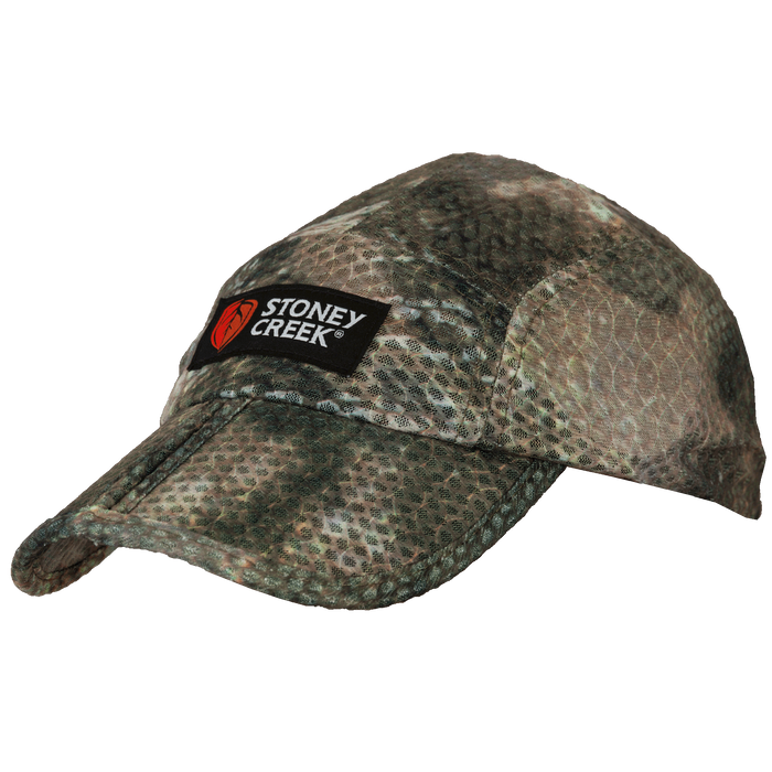 STONEY CREEK SPLIT PEAKED AIRMESH CAP TCA