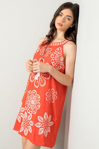 TAOS HALTER DRESS