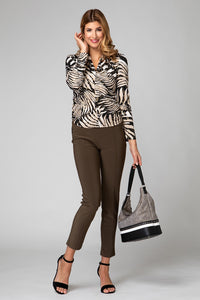 JUNGLE STRIPES TOP