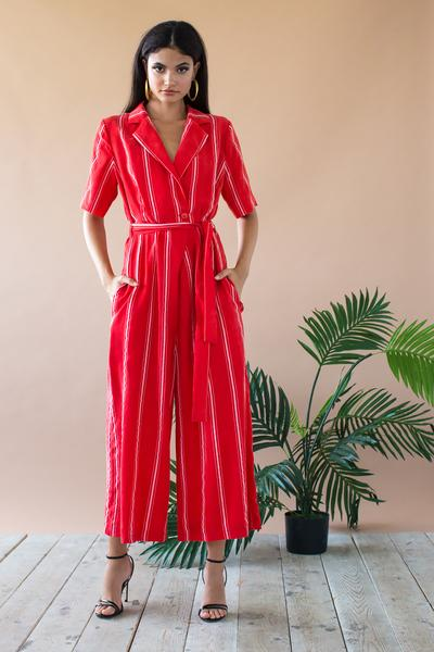 ROSIE PANTS JUMPSUIT