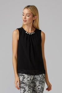 PEARL SLEEVELESS TOP