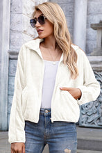STOWE ZIPPERED JACKET