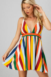 COLOR MY WORLD DRESS