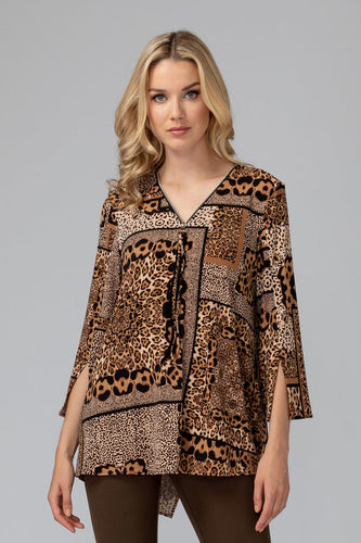 ANIMAL PATCHWORK TUNIC