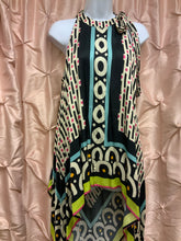 TRIBAL FOULARD TOP