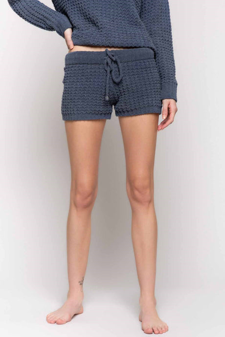 BERBER FLEECE LOUNGE SHORTS