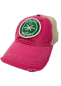 SHAKE YOUR PALM PALM PATCH HAT