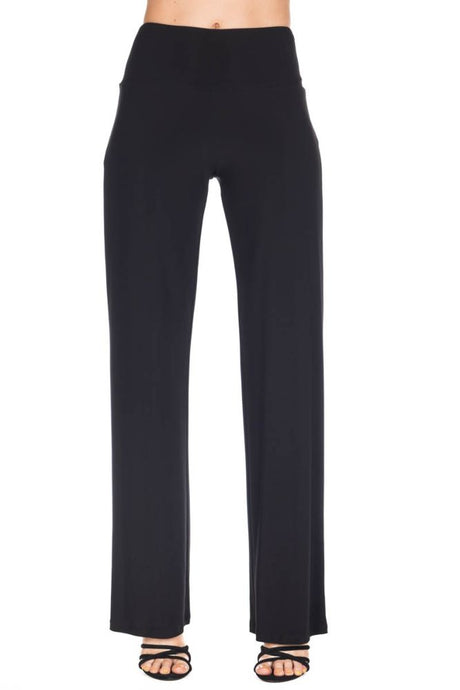 STRAIGHT LEG SLIMMING PANT