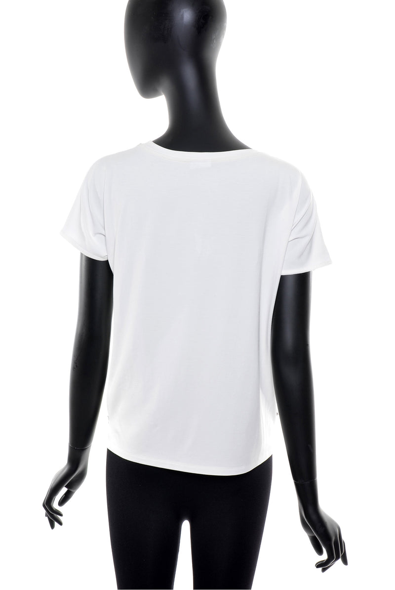 T-Shirt Coupe Carré