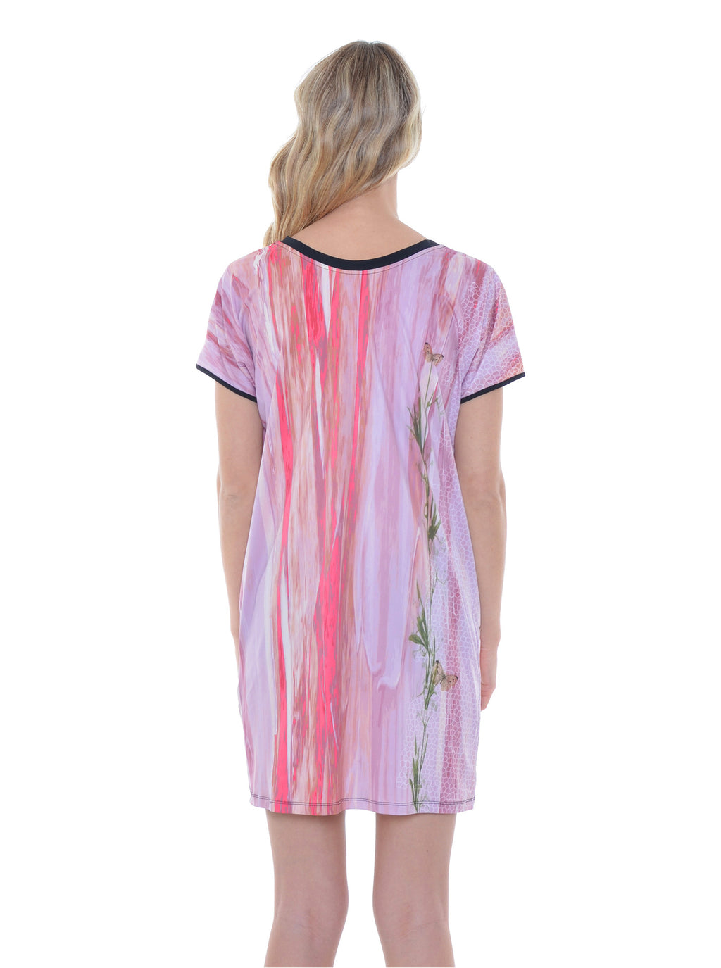 Robe | T-Shirt Long no.396