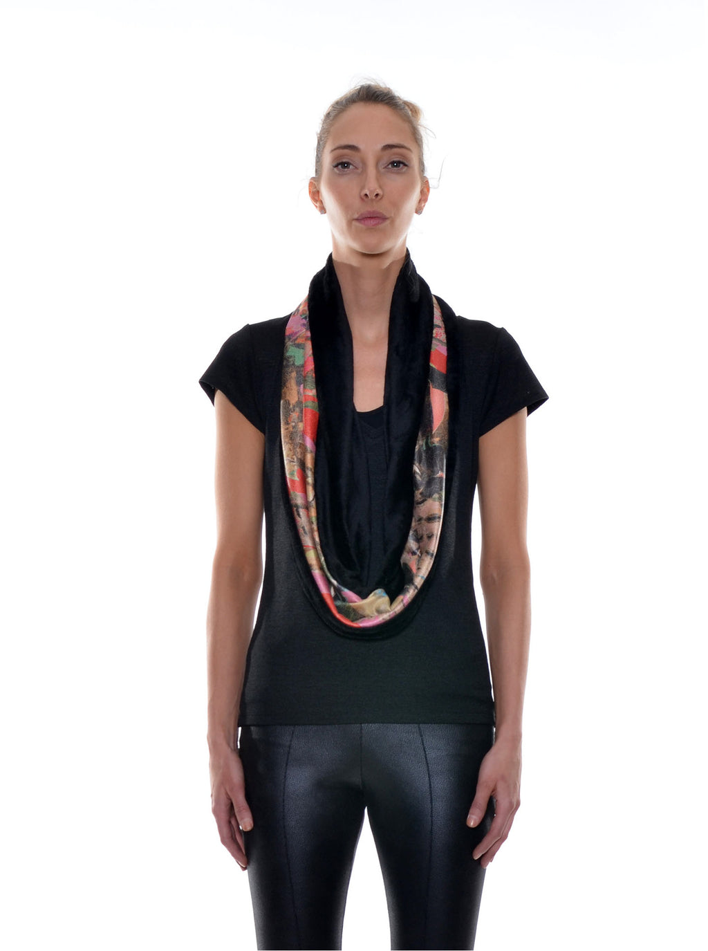 Foulard Tube Réversible no.400