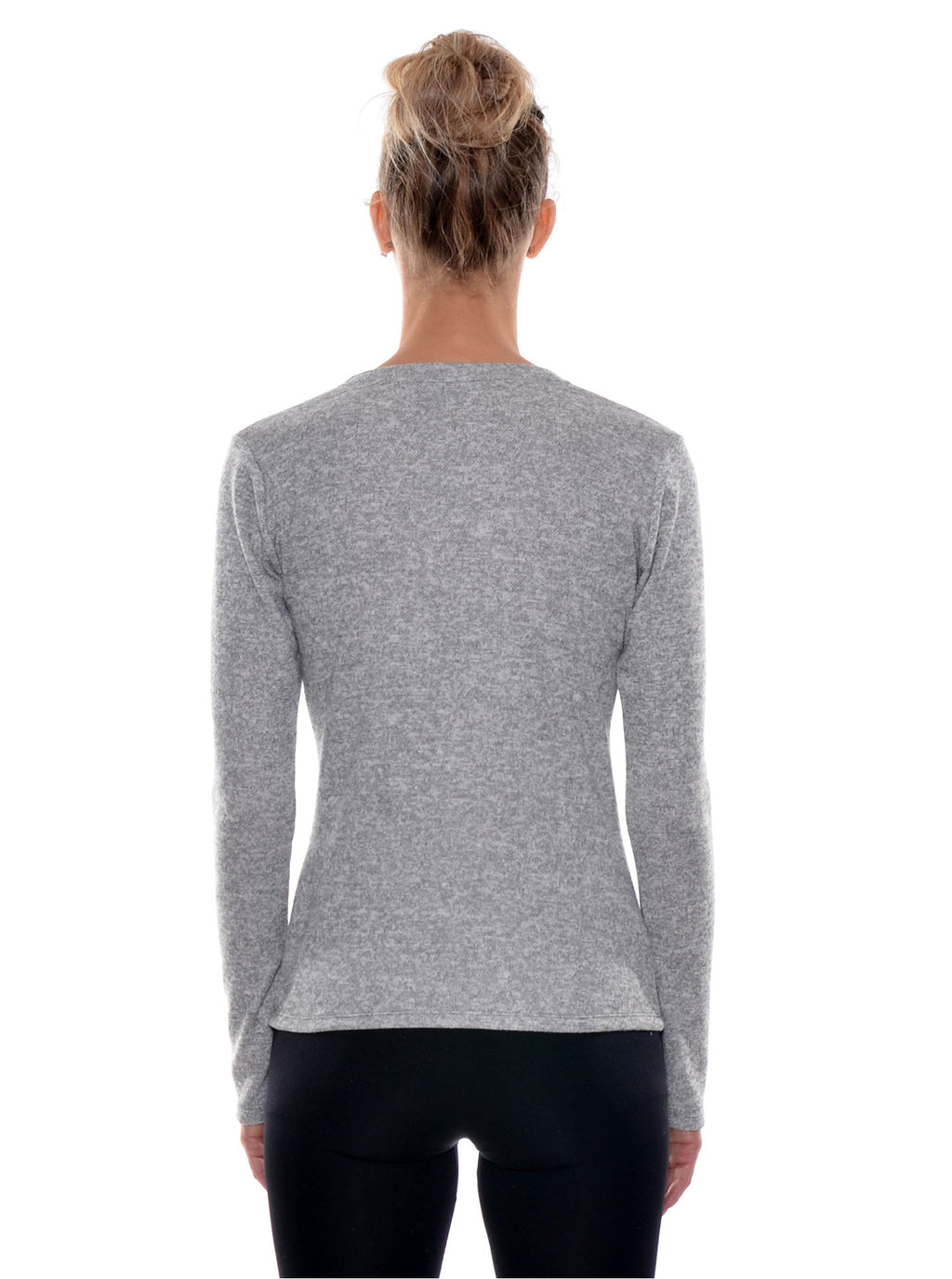 Pull Basique Col Rond no.406
