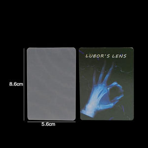 Magic Tricks Lens Card