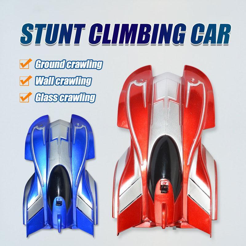 Wall Climbing Toy Car
