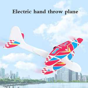 Electric Assisted Glider