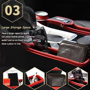 Multi-Function Vehicle Storage Box