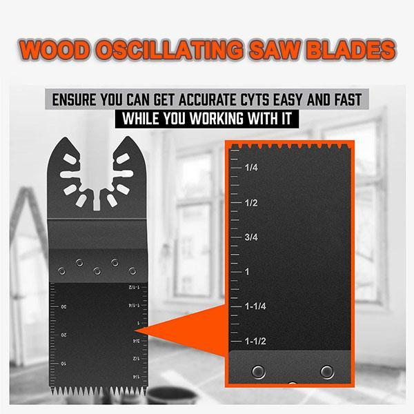 Wood Oscillating Saw Blades