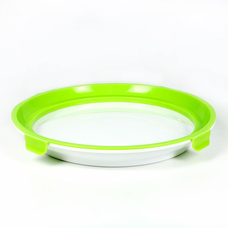 OFY Round Food Preservation Tray