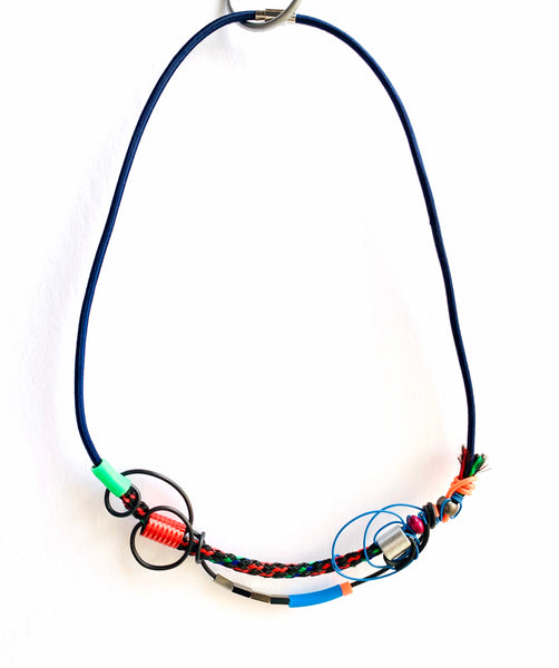 Once Made Necklace: Cable Connect Necklace