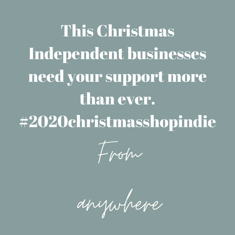 Support Independent retailers, designers and makers