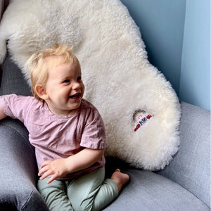 Otis Personalised Sheepskin