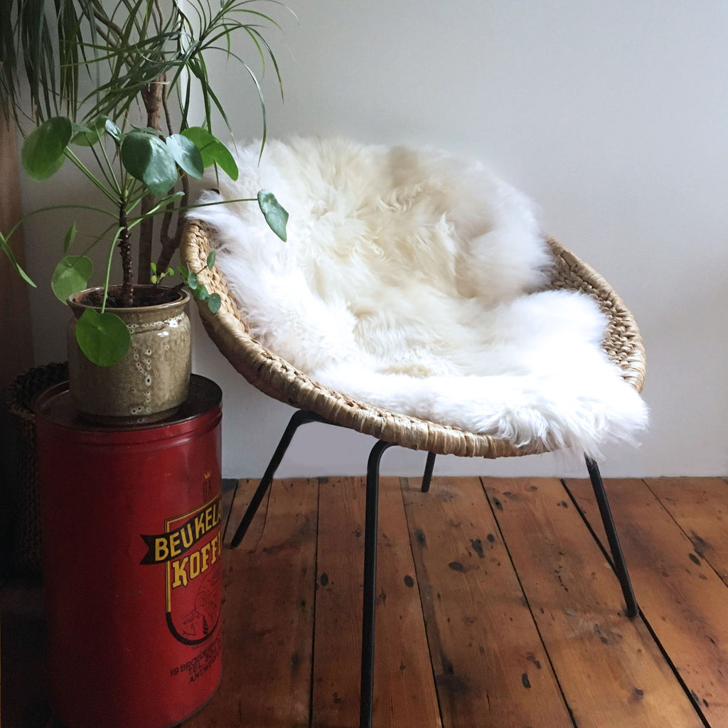 British Natural Sheepskin