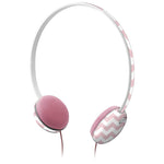 iLive Safe Volume Headphones, IAHK55SP, Pink
