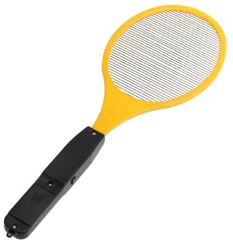 Companion Amazing Handheld Electric Bug Zapper Fly Swatter Zap Mosquito - Kill Insects On Contact Pest Control- PBZ-7