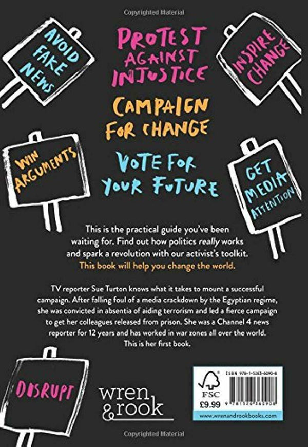 This Book Will (Help You) Change the World
