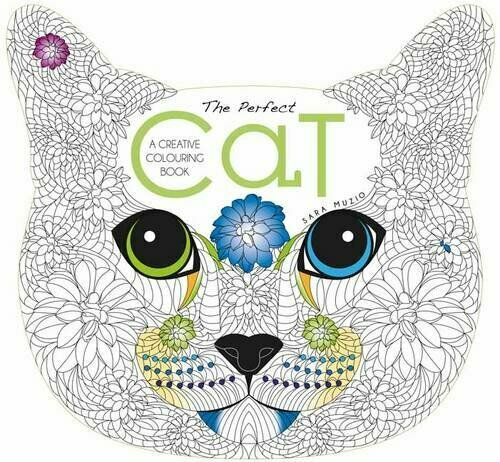 The Perfect Cat: A Creative Colouring Book