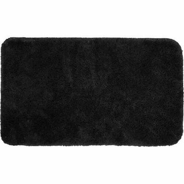 Mainstays True Colors Bath Rug, Black 17 X 24 Inches