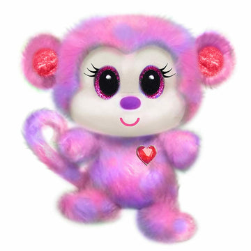 "First & Main Plush Gemies Stuffed Animal, Monkey, 7""(Color May Vary)"