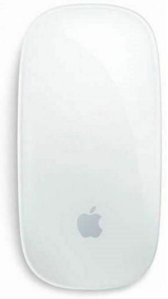 Apple Magic Bluetooth Wireless Laser Mouse - A1296 (Refurbished)