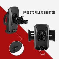 Phone Holder for Car Vettora Phone Holder, Small and Easy to Install and Use |