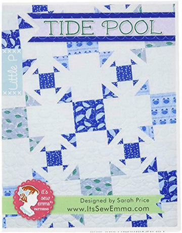 It's Sew Emma ISE-519 Tide Pool Pattern