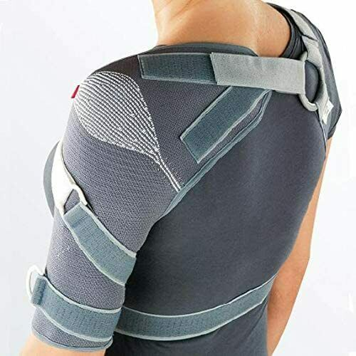Omomed Knit Shoulder Support Right (Silver) Size 1 - (Open Box)